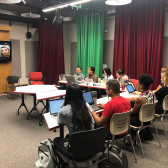 Students help solve foreign policy issues through State Department collaboration