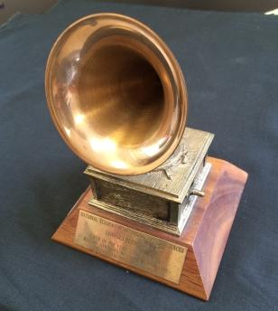 Bernstein's 1967 Grammy Award for Album of the Year, Classical