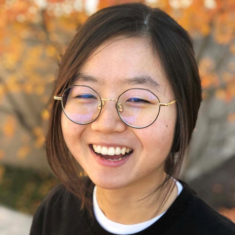 """Yingqi """"Puffy"""" Zhao"""