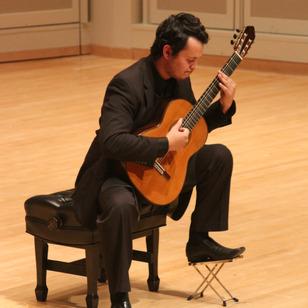 First-prize winner Misael Barraza Diaz