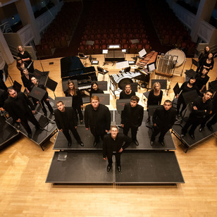 NOTUS: Contemporary Vocal Ensemble - Indiana University Jacobs School of Music
