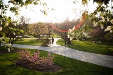 The Arboretum at Indiana University Bloomington