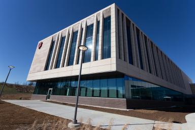 IU Bloomington Health Sciences Building
