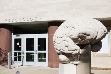 Psychology Building on the Indiana University Bloomington campus