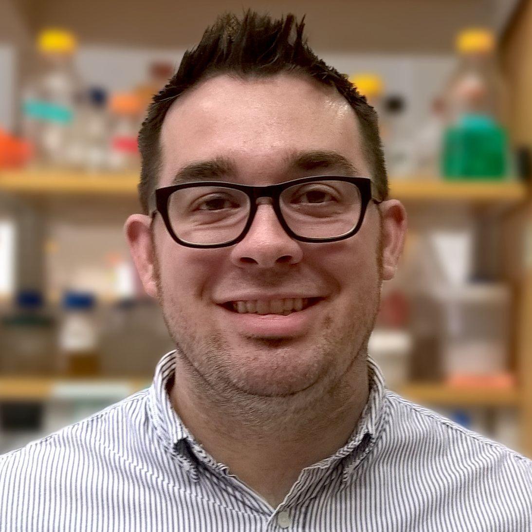 Headshot of Jonathan Schlebach.
