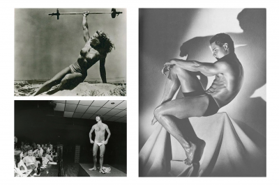 collage of photos from the Kinsey Institute
