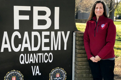 IUPD-Bloomington police chief Jill Lees