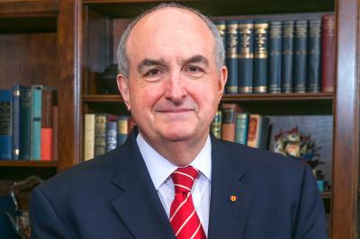 IU President Michael A. McRobbie