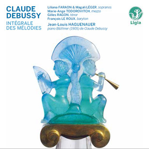 ?Claude Debussy: Melodies Integrale? (?Complete Songs?)