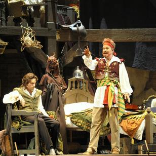 IU Opera Theater?s ?The Barber of Seville? will open the 2015-16 season on Sept. 18.