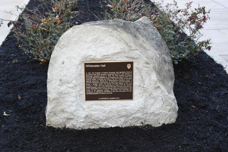 bicentennial marker