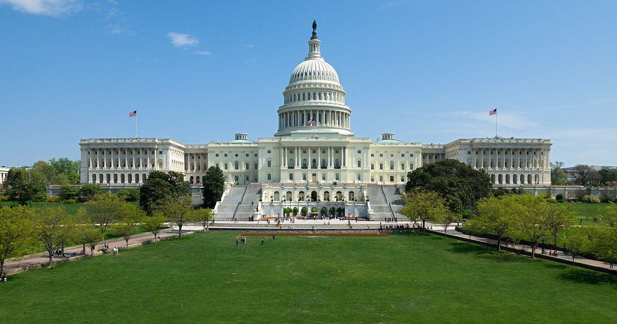 Exterior of the U.S. Capitol