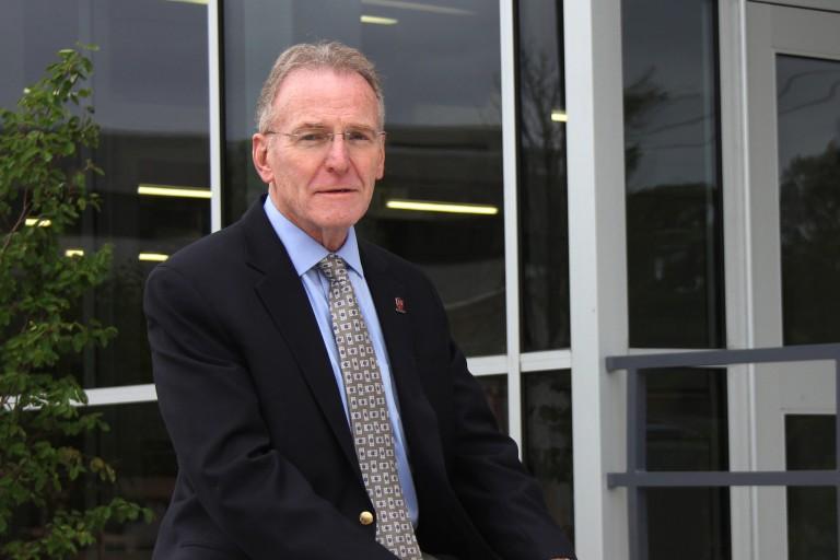 Chancellor William J. Lowe