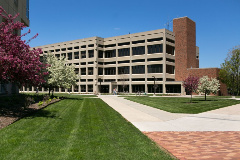 Engineering and Technology building at IUPUI