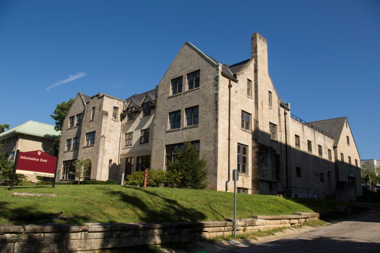 IU Bloomington School of Informatics and Computing building
