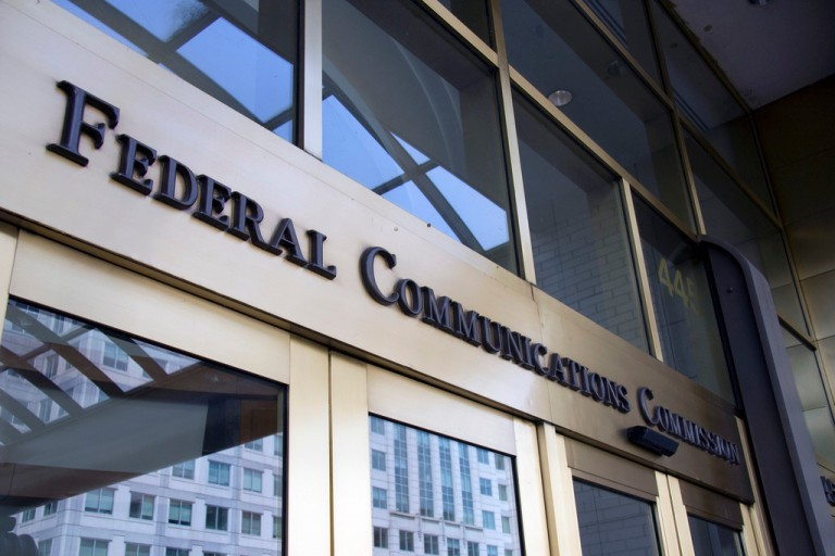 Exterior of the Federal Communications Commission