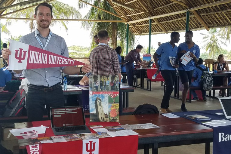 International admissions in Tanzania