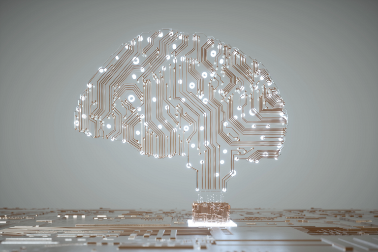 Digital human brain made of computer networks
