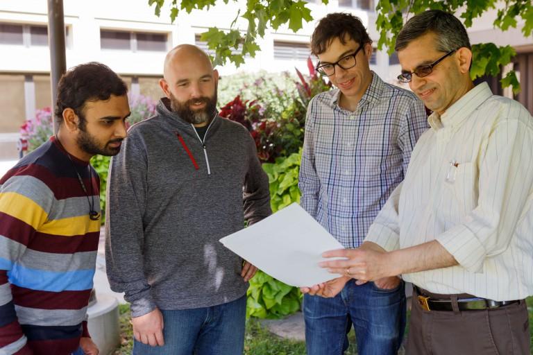 Saurabh Pandey, Jeremy Carter, George Mohler and Rajeev Raje