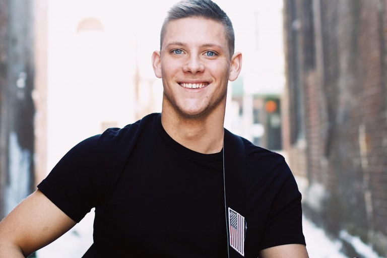 Reece Phillips is an IU alum who sings country music.