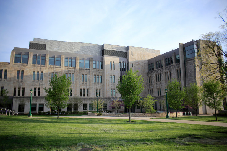 IU East Studio building