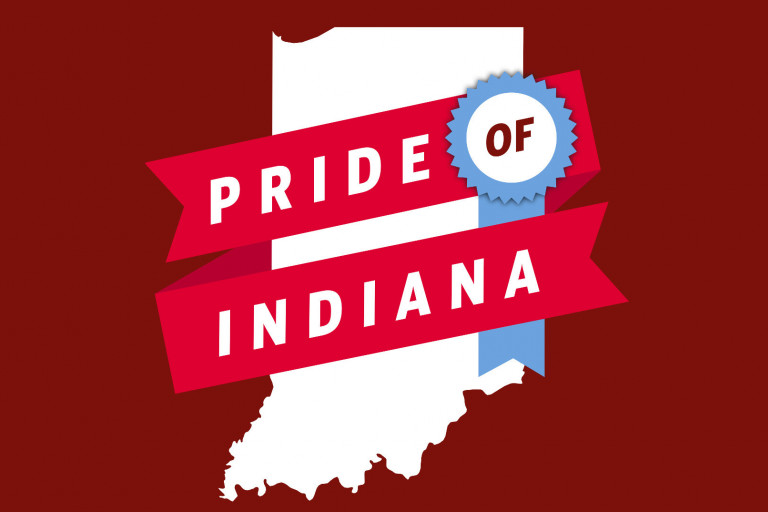 Pride of Indiana graphic