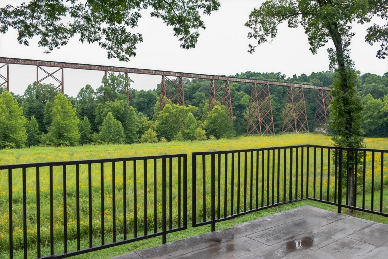The Tulip Trestle in Greene County