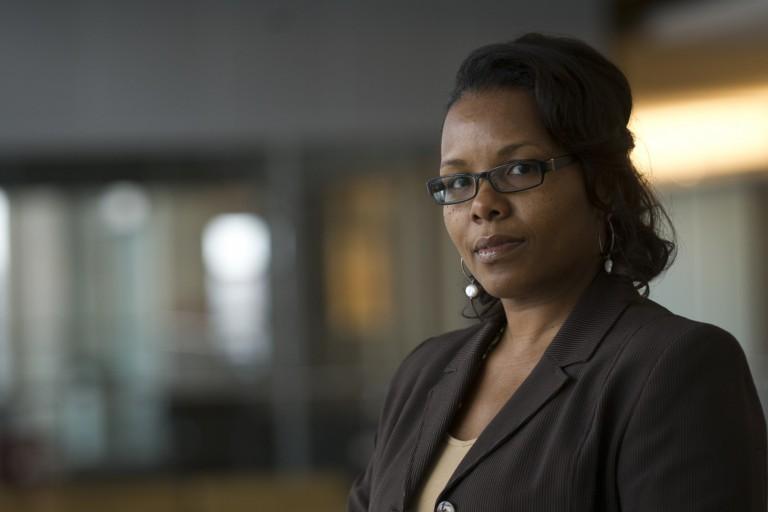 Etta Ward, assistant vice chancellor for research development