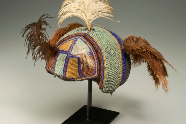 African headdress