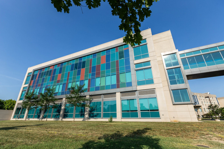 Science and Engineering Lab Building at IUPUI