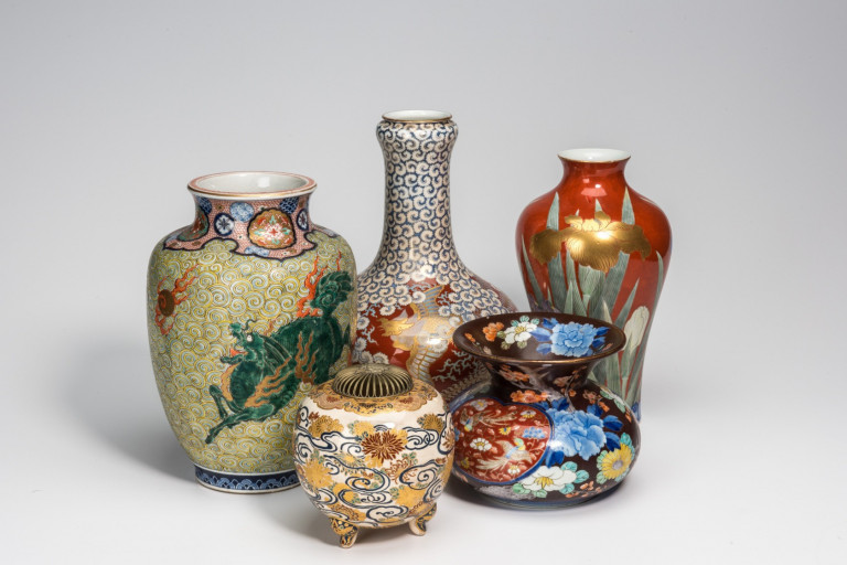 Japanese ceramics included in Collections Online