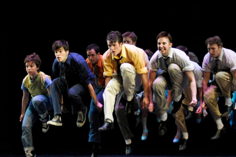 IU Opera Theater's 2010 performance of West Side Story