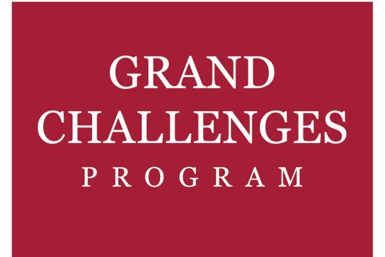 IU Grand Challenges logo