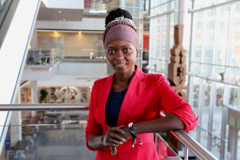 Jackie Bomboma, 2019 Mandela Washington Fellow