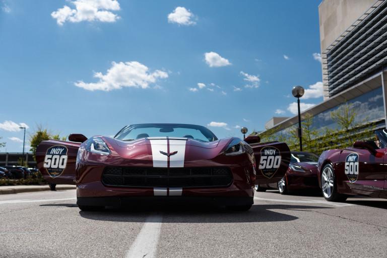 500 Festival pace car