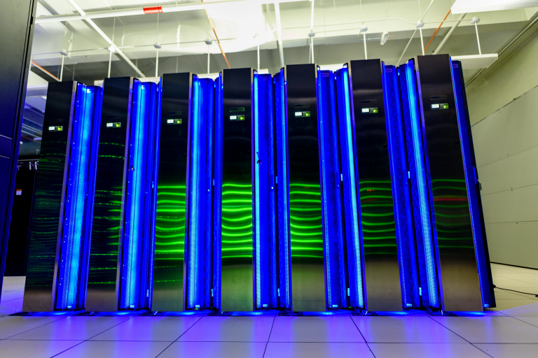 IU's Jetstream cloud-based data center
