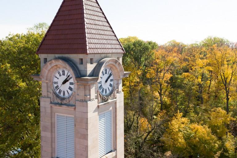 clock tower exterior