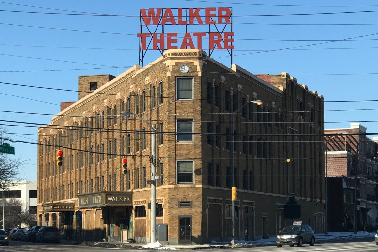 The Madam Walker Theatre Center