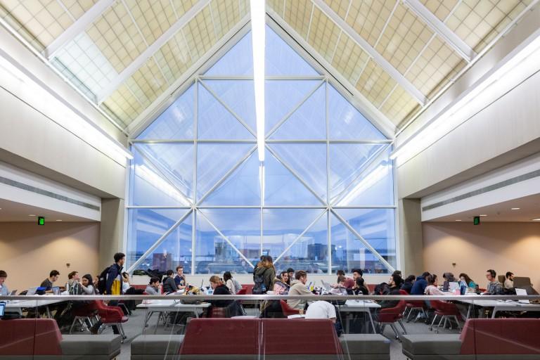 University Library at IUPUI