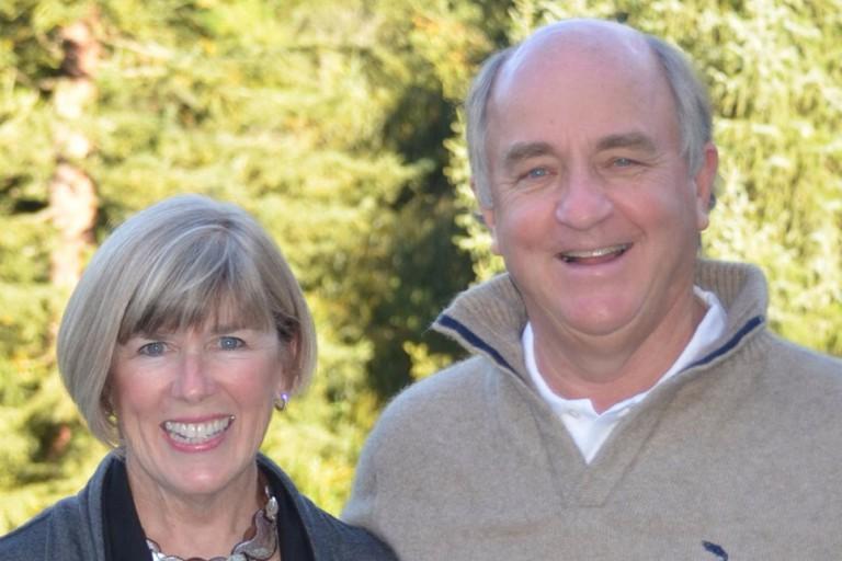 Deborah and Randall Tobias