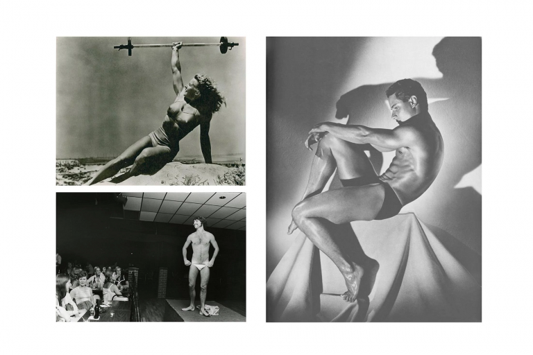 a collage of images from the Kinsey Institute