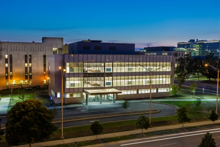 Fritts Center at IU School of Dentistry