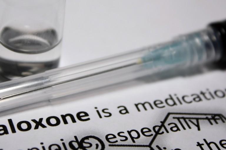 An image of Naloxone