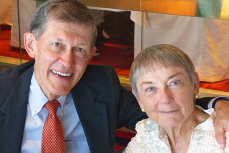 Gene and Kathy Jongsma