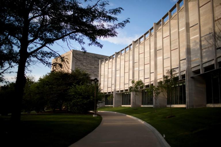 Global and International Studies Building