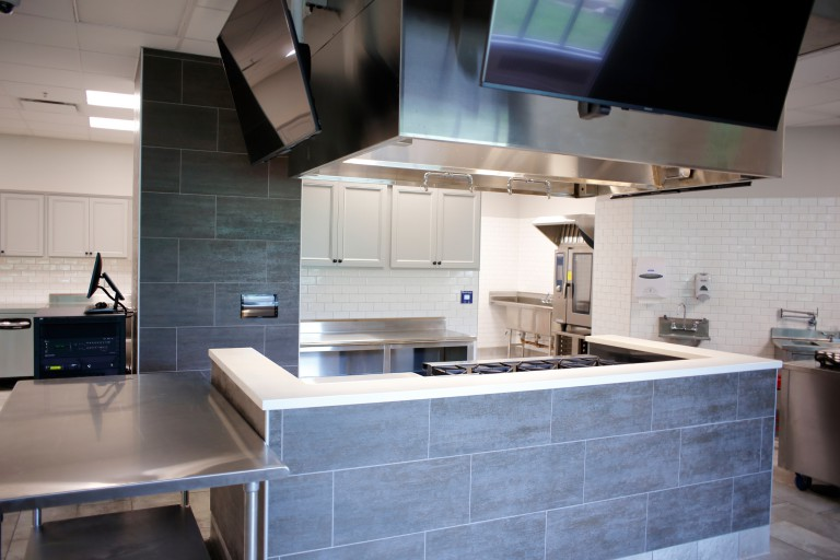 A new test kitchen in Read