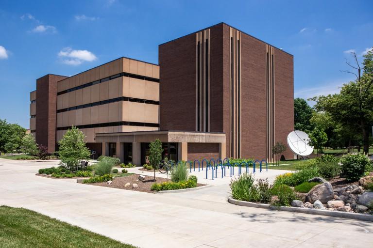 Photo of of Liberal Arts Building at IU Fort Wayne