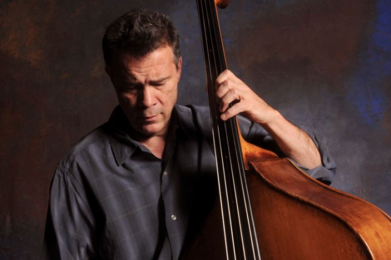 Edgar Meyer with double bass