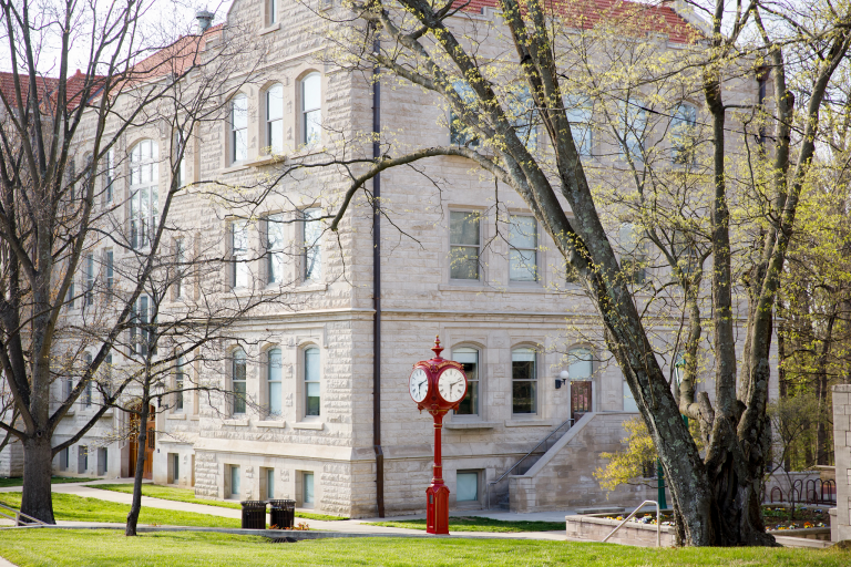Swain Hall on the IU Bloomington campus