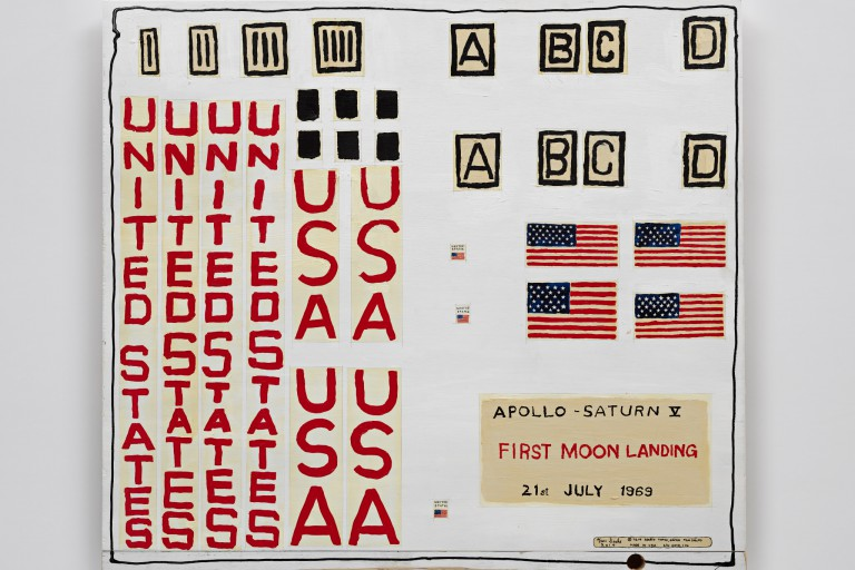 "Tom Sachs' ""First Moon Landing"""
